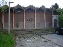 Rundbau Kinderdorf