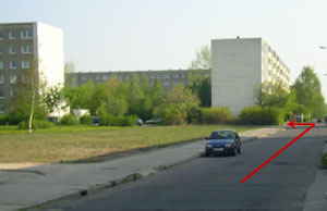 Falladaweg links