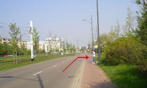 Vorfahrtschild rechts